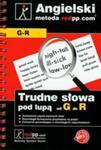 Język Angielski Trudne Słowa Pod Lupą G-r w sklepie internetowym Gigant.pl