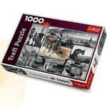 Puzzle 1000 Paryż Kolaż w sklepie internetowym Gigant.pl