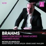 Brahms: Piano Concertos, Piano Works, Violin Sonatas, Piano Trios, Piano Quartets w sklepie internetowym Gigant.pl