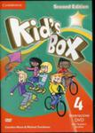 Kid's Box Level 4 Interactive Dvd (Ntsc) With Teacher's Booklet w sklepie internetowym Gigant.pl