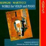Respighi O / Martucci G - Violin Sonatas w sklepie internetowym Gigant.pl