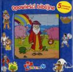 Opowieści Biblijne Moje Puzzle Karton w sklepie internetowym Gigant.pl