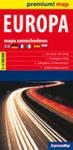 Europa - Mapa Samochodowa Europy 1:4 500 000 w sklepie internetowym Gigant.pl