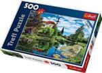 Puzzle Jezioro Chiemsee, Bawaria 500 w sklepie internetowym Gigant.pl