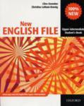 New English File: Upper - Intermediate: Student's Book w sklepie internetowym Gigant.pl