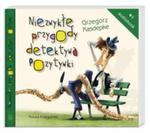 Niezwykłe Przygody Detektywa Pozytywki. Książka Audio Cd Mp3 w sklepie internetowym Gigant.pl