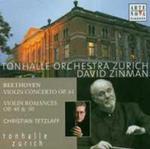 Beethoven: Violin Concerto/ Romances w sklepie internetowym Gigant.pl