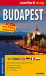 Budapest - Pocket Map 1:15 000 w sklepie internetowym Gigant.pl