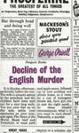 Decline Of The English Murder w sklepie internetowym Gigant.pl