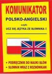 Komunikator Polsko-angielski Czyli Ucz Się Języka Ze Słownika w sklepie internetowym Gigant.pl