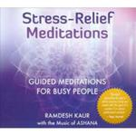 Stress Relief Meditations: Guided Meditations For Busy People w sklepie internetowym Gigant.pl
