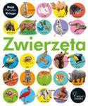 Zwierzęta Moja Pierwsza Księga w sklepie internetowym Gigant.pl
