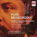 Pure Mussorgsky: Pictures At An Exhibition - Songs And Dances Of Death w sklepie internetowym Gigant.pl