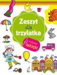 Zeszyt Mądrego Malucha Zeszyt Dla Trzylatka w sklepie internetowym Gigant.pl