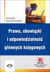 Prawa, Obowiązki I Odpowiedzialność Głównych Księgowych w sklepie internetowym Gigant.pl