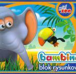 Blok Rysunkowy Bambino 20 Kartek A4 w sklepie internetowym Gigant.pl