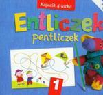 Entliczek Pentliczek 1 Kajecik 4-latka w sklepie internetowym Gigant.pl
