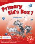 Primary Kid's Box 1 Zeszyt Ćwiczeń w sklepie internetowym Gigant.pl