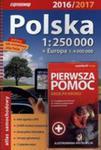Polska Atlas Sam.1:250 000 + P. Pomoc 2016/2017 w sklepie internetowym Gigant.pl