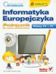 Informatyka Europejczyka 4-6 Podręcznik Z Płytą Cd w sklepie internetowym Gigant.pl