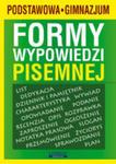 Formy Wypowiedzi Pisemnej Szkoła Podstawowa, Gimnazjum w sklepie internetowym Gigant.pl