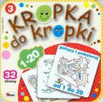 Kropka Do Kropki 3. Połącz I Pokoloruj Od 1 Do 20 w sklepie internetowym Gigant.pl