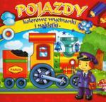 Pojazdy. Kolorowe Wycinanki I Naklejki w sklepie internetowym Gigant.pl