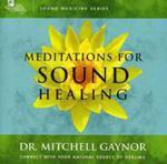 Meditations For Sound Healing w sklepie internetowym Gigant.pl