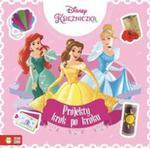 Disney Księżniczka Projekty Krok Po Kroku w sklepie internetowym Gigant.pl