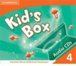 Kid's Box Level 4: : Audio Cds (3) w sklepie internetowym Gigant.pl