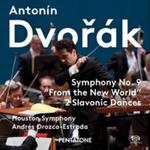 """Dvorak: Symphony No. 9 """"New World""""/slavonic Dances w sklepie internetowym Gigant.pl"""