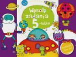 Wesołe Zadania 5 - Latka Naklejaj I Baw Się! w sklepie internetowym Gigant.pl