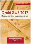 Druki Zus 2017 Zasady Korekty Wypełnione Druki Vademecum Płatnika w sklepie internetowym Gigant.pl