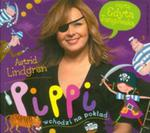 Pippi Wchodzi Na Pokład. Książka Audio Cd Mp3 w sklepie internetowym Gigant.pl