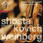 D. Shostakovich: Chamber Symphonies, M. Weinberg: Concertino w sklepie internetowym Gigant.pl