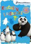 Dream Works Kształty I Szlaczki Książka Z Naklejkami w sklepie internetowym Gigant.pl