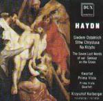 Haydn. Siedem Ostatnich Słów Chrystusa Na Krzyżu. w sklepie internetowym Gigant.pl