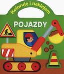 Pojazdy Koloruję I Naklejam w sklepie internetowym Gigant.pl
