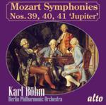 Mozart: Symphonies 39, 40, 41 w sklepie internetowym Gigant.pl
