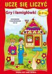 Uczę Się Liczyć. Gry I Łamigłówki. 6-7 Lat W.2015 w sklepie internetowym Gigant.pl