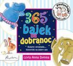Posłuchajki 365 Bajek Na Dobranoc Księżyc Opowiada... Historyjki Na Dobry Sen w sklepie internetowym Gigant.pl