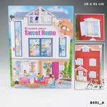 Zestaw Kreatywny Sweet Home Top Model 8491 w sklepie internetowym Gigant.pl