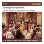 Beethoven: The Piano Concertos / The Violin Concerto / The Cello Sonatas w sklepie internetowym Gigant.pl