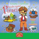 Książka Z Szablonami Potrafię Rysować Piraci w sklepie internetowym Gigant.pl