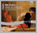 """Haydn Edition / Violin Concerto No. 1, Symphonies No. 49 """"La Passione"""" & No. 80 w sklepie internetowym Gigant.pl"""