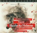 Powrót Sherlocka Holmesa. Książka Audio Cd Mp3 w sklepie internetowym Gigant.pl