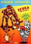 Ulubione Malowanki. Zebra I Inne Zwierzęta + 17 Naklejek w sklepie internetowym Gigant.pl