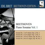 Idil Biret Beethoven Edition 1 - Piano Sonatas Vol. 1 - Nos. 1, 2, 19 & 20 w sklepie internetowym Gigant.pl