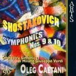 Shostakovich: Symphonies Nos. 9 & 10 w sklepie internetowym Gigant.pl
