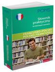 Pons Słownik Praktyczny Francusko Polski Polsko Francuski w sklepie internetowym Gigant.pl